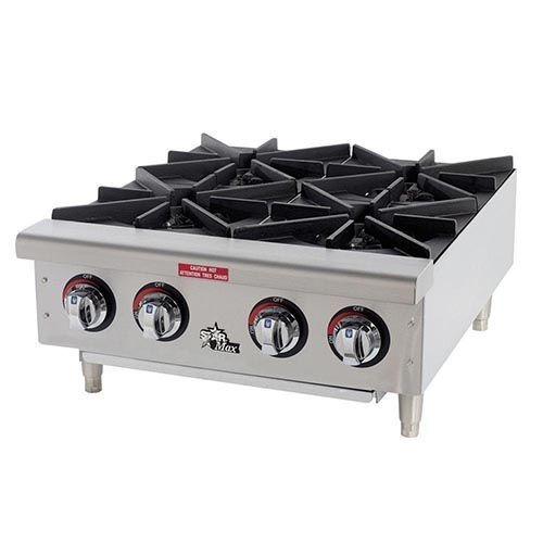 Star Ultra Max 24 4 Burner Countertop Gas Hot Plate Outdoor Kitchen Outdoor Kitchen Appliances Outdoor Kitchen
