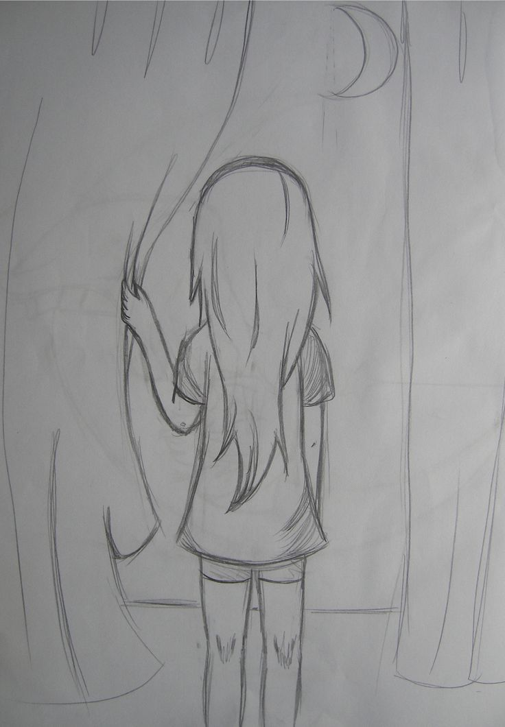 Einfache Skizzen Zum Zeichnen Mit Bleistift Fur Anfanger Anime