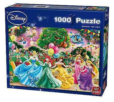 KING 5264 Disney Happy Birthday Puzzle