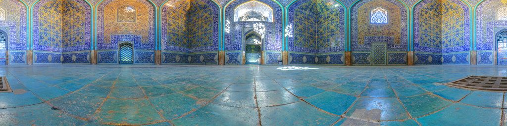 Sheikh Lutfollah Mosque (Persian: مسجد شیخ لطف الله Masjed-e Sheikh Lotf-ollāh) is one of the architectural masterpieces ofSafavid Iranian architecture, standing on the eastern side of Naghsh-i Jahan Square, Isfahan, Iran. Construction of the mosque started in 1603 and was finished in 1618. It was built by the chief architect Shaykh Bahai, during the reigh of Shah Abbas I of the Safavid dynasty. It is registered, along with the Naghsh-i Jahan...