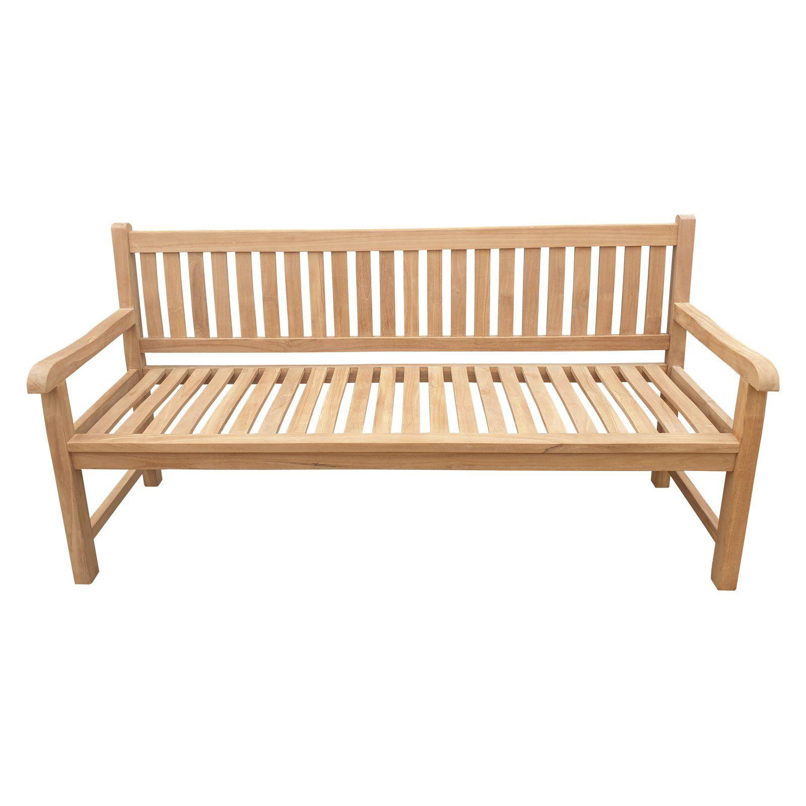 Miraculous Seven Seas Teak Santiago Outdoor Teak Wood Bench Products Machost Co Dining Chair Design Ideas Machostcouk