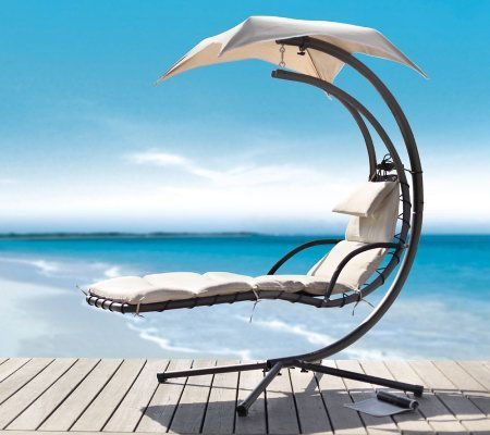 Togather On Qvc Discover What S Trending Right Now Outdoor Swing Outdoor Sun Lounger