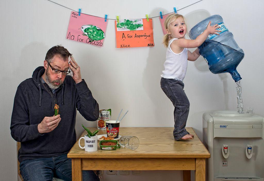 совершения отцы и дочери приколы в картинках любую этих камер