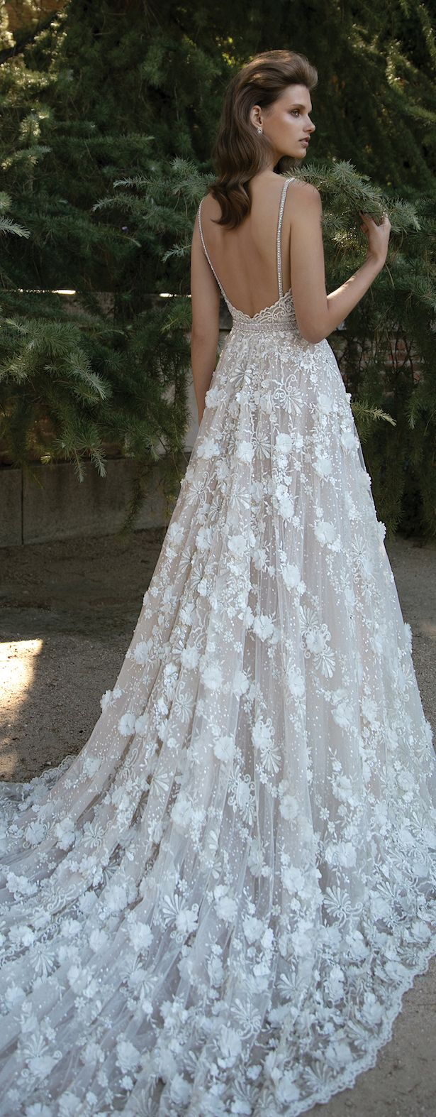 Berta Bridal Spring 2016 Collection – Part 2 | Colección nupcial ...