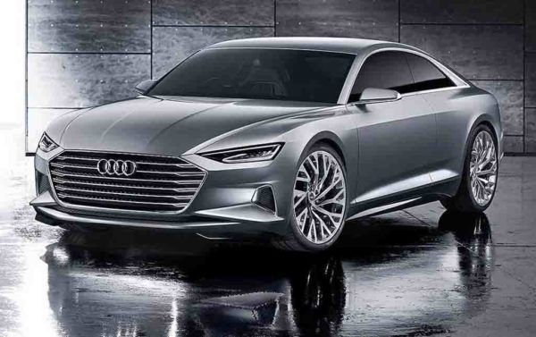 2018 Audi A9 Is A Luxury Sedan Car Product From Audi Which Has