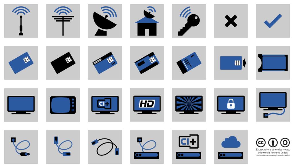 cable tv icon Google Search Icon Design Tv icon, Tvs
