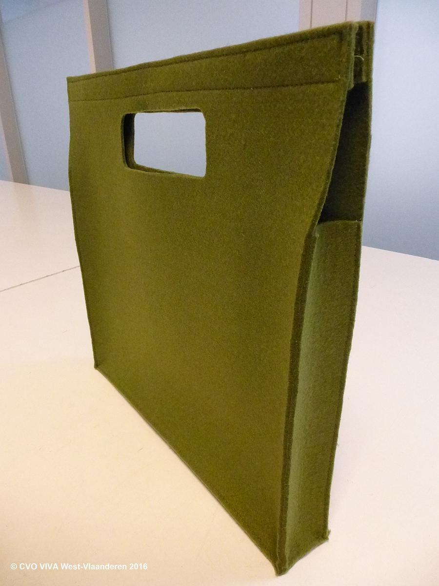 Handtassen, handschoenen en ceinturen realisaties | CVO VIVA West-Vlaanderen