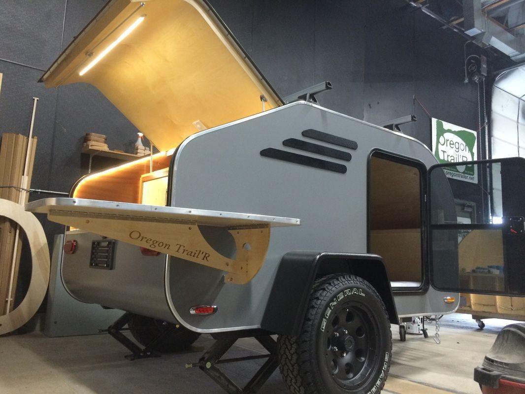 TerraDrop Off Road Capable Overland Inspired Teardrop Trailer Built For Adventure