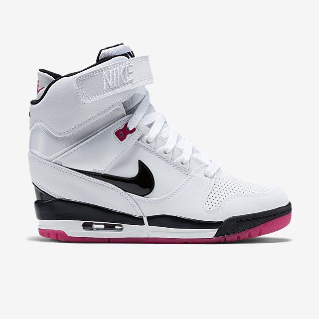 Nike Air Revolution Sky Hi Women's Shoe. Nike Store   Nike