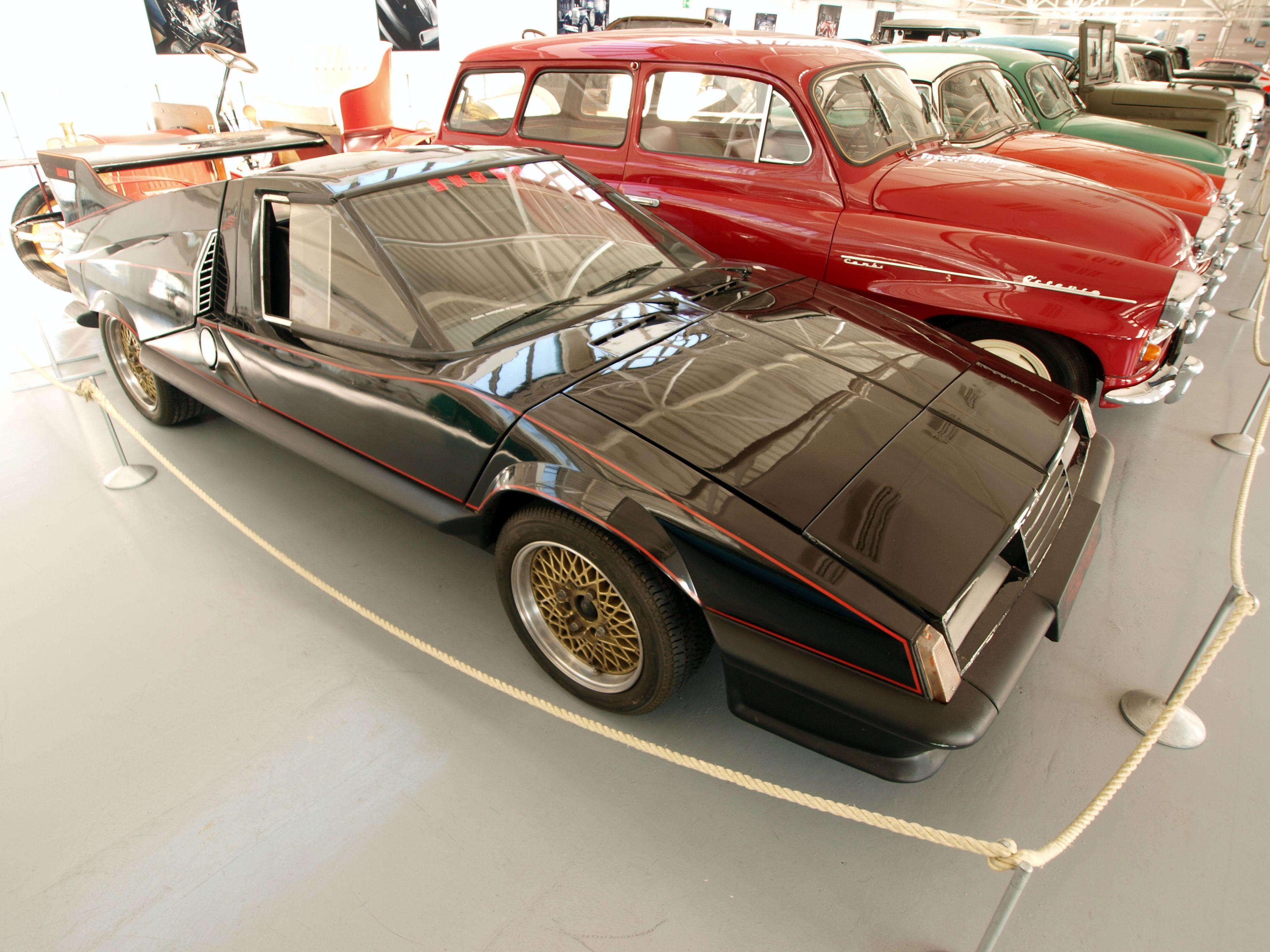1971 škoda 110 Super Sport Ferat Amazing Cars Super Sport Skoda