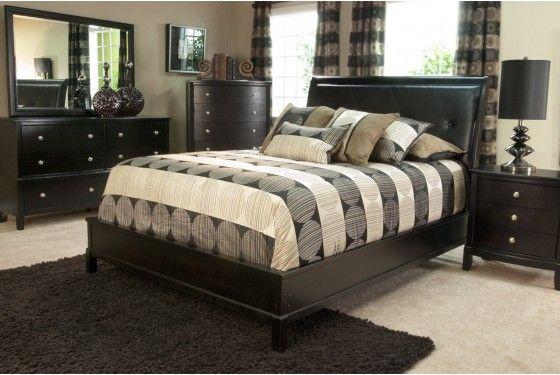 Mor Furniture For Less   Diamond Bedroom   Bedroom Sets   Shop Rooms