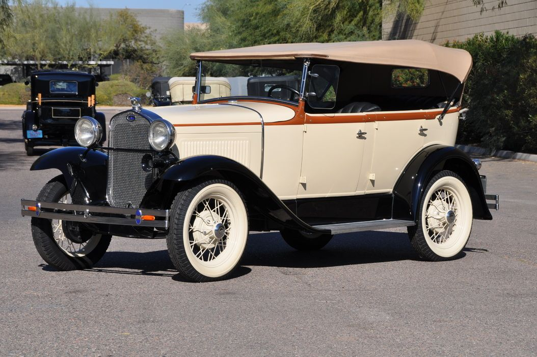 1930 Ford Model A Phaeton Convertible 4 door | Ford | Pinterest ...