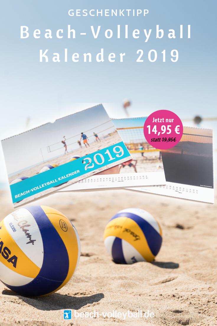 Beach Volleyball Kalender Beach Volleyball Volleyball Geschenkideen