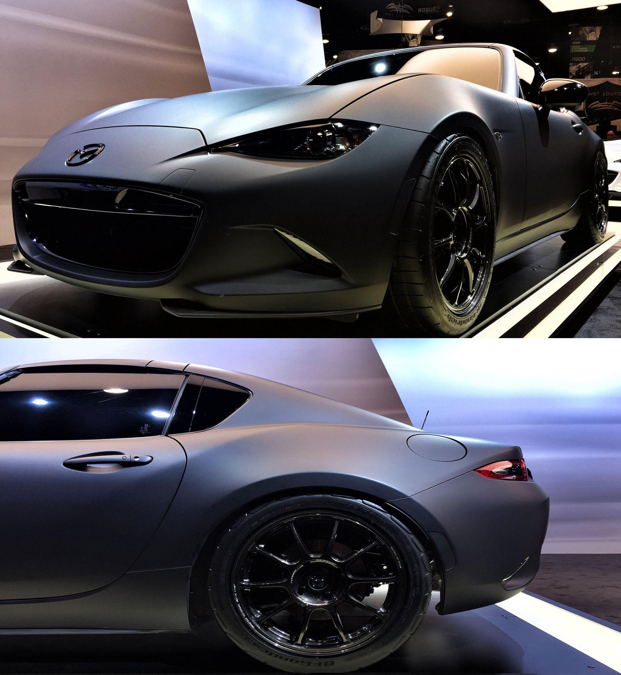 "Mazda's First-ever MX-5 Miata RF: ""Designed To Awaken All"