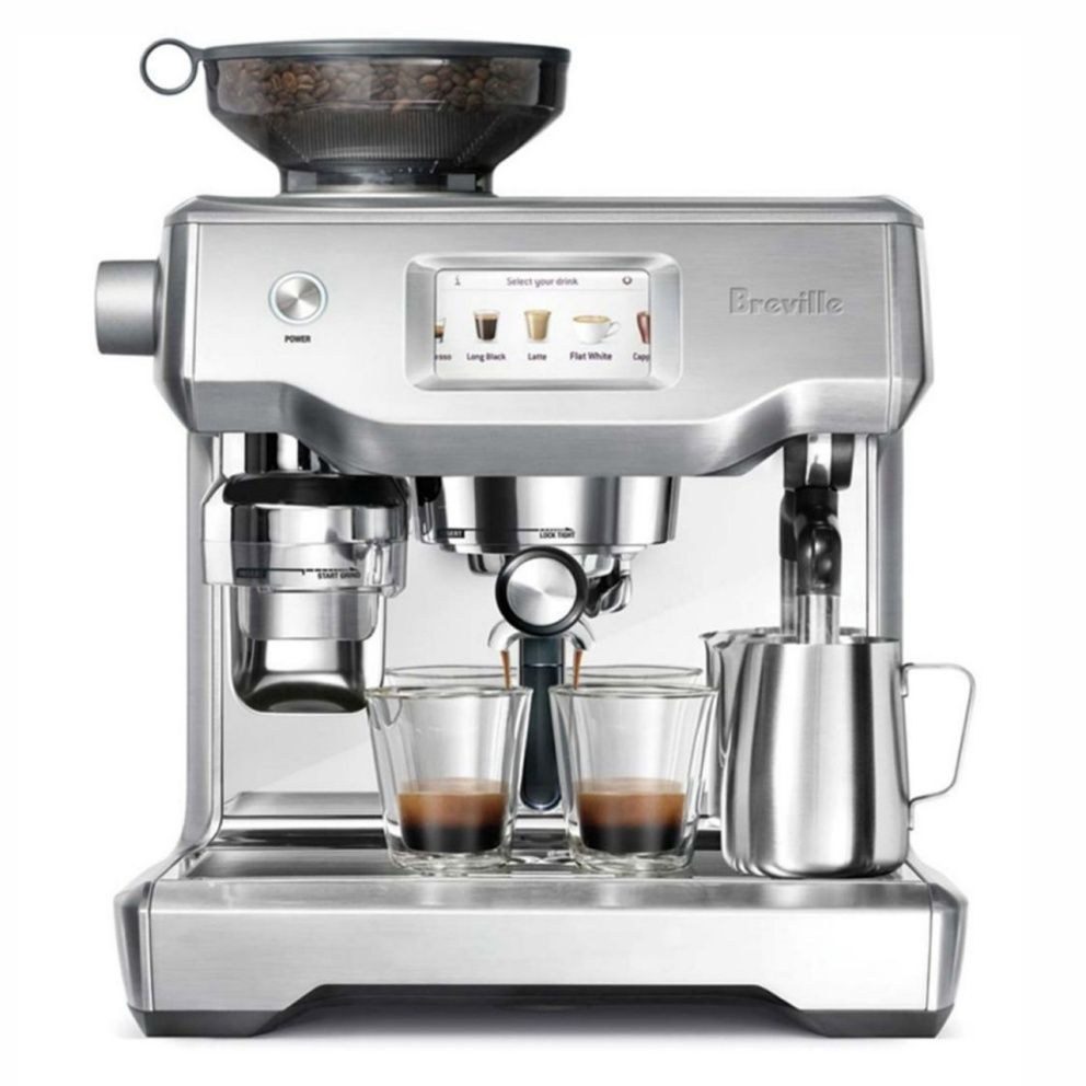 The Oracle Touch With Images Home Espresso Machine Breville Espresso Machine Best Espresso Machine
