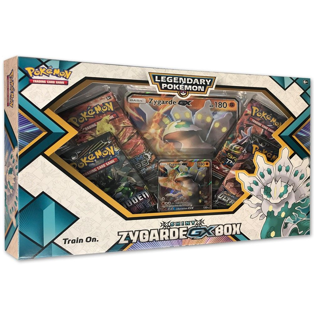 Smash Chaos with Shiny Zygarde-GX! Unity is strength for