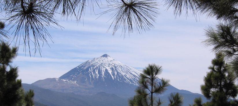 View of Mount Teide, Tenerife, Spain Book cheap flights