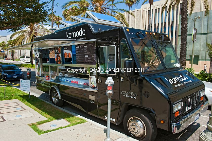 Los Angeles Gourmet Food Trucks