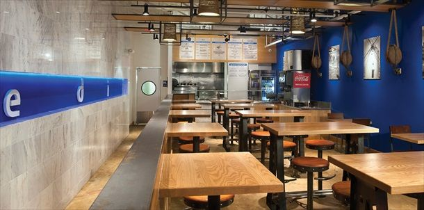 Design Solutions for Small Spaces | restaurant ideas | Pinterest ...