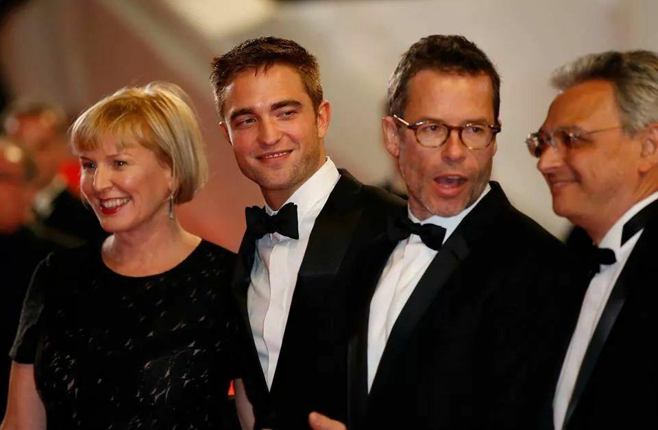 Robert red carpet Cannes 2014