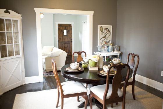 Dining Room Progress Living Room Dining Room Combo Living Dining Room Grey Dining Room