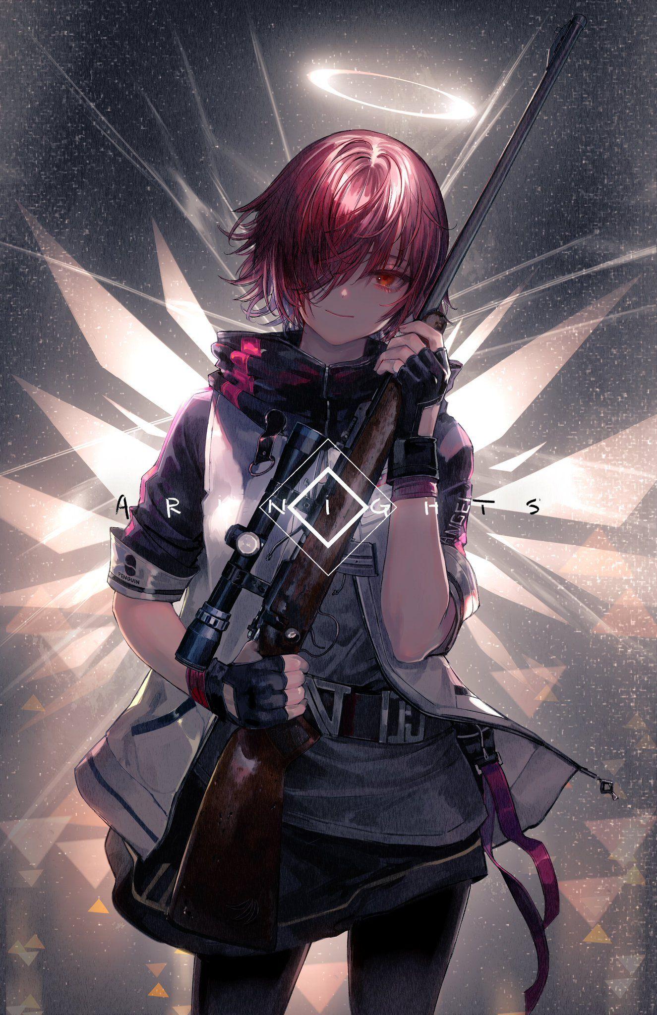 鵜飼沙樹 on in 2020 Anime, Anime neko, Cute anime pics