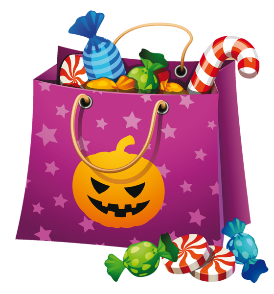 Halloween Png Candy Bag Clipart Halloween Bags Halloween Clipart Best Halloween Candy