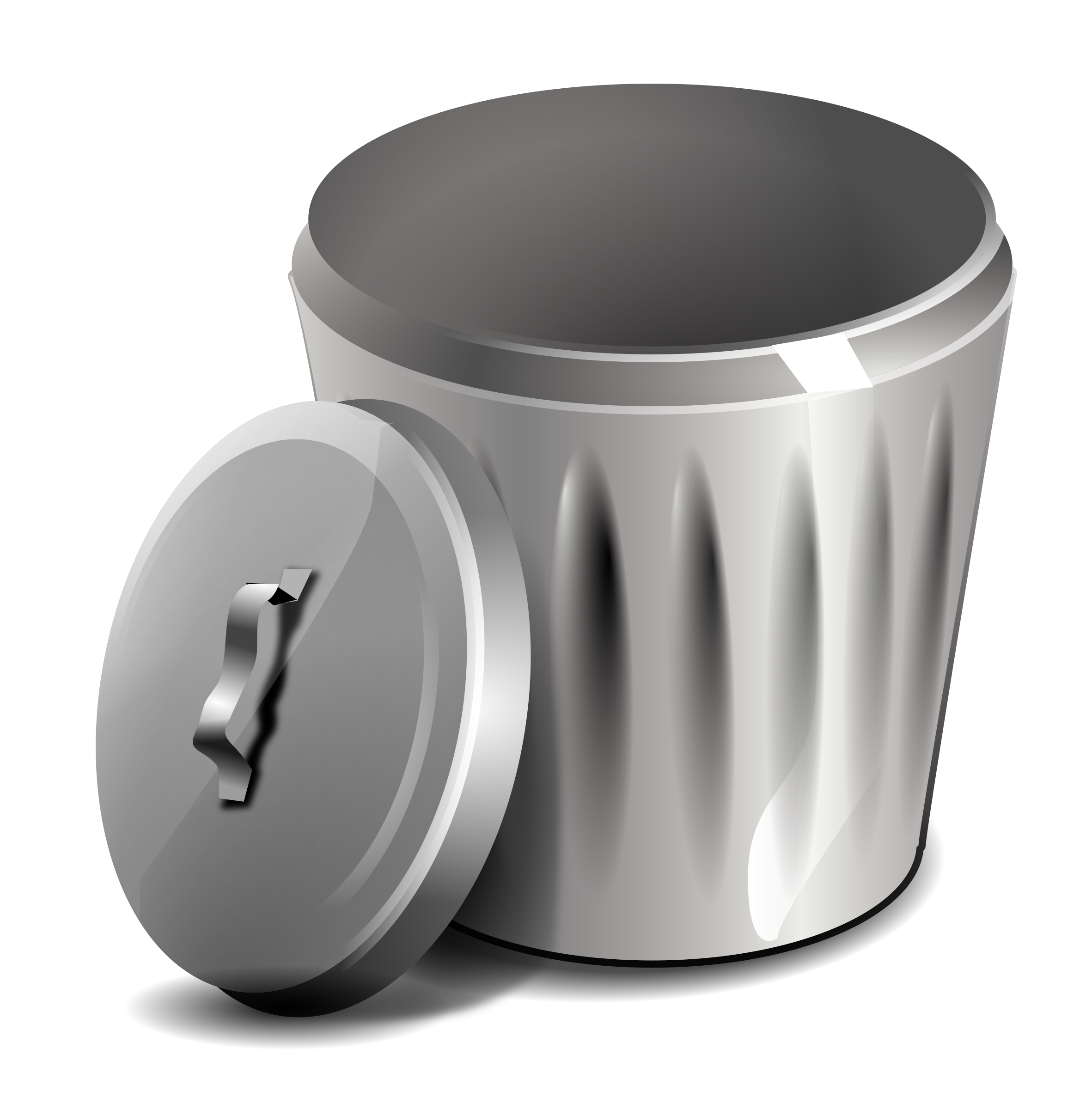 Trash By Hrum Trash Can Housekeeping Tips Diy Home Automation