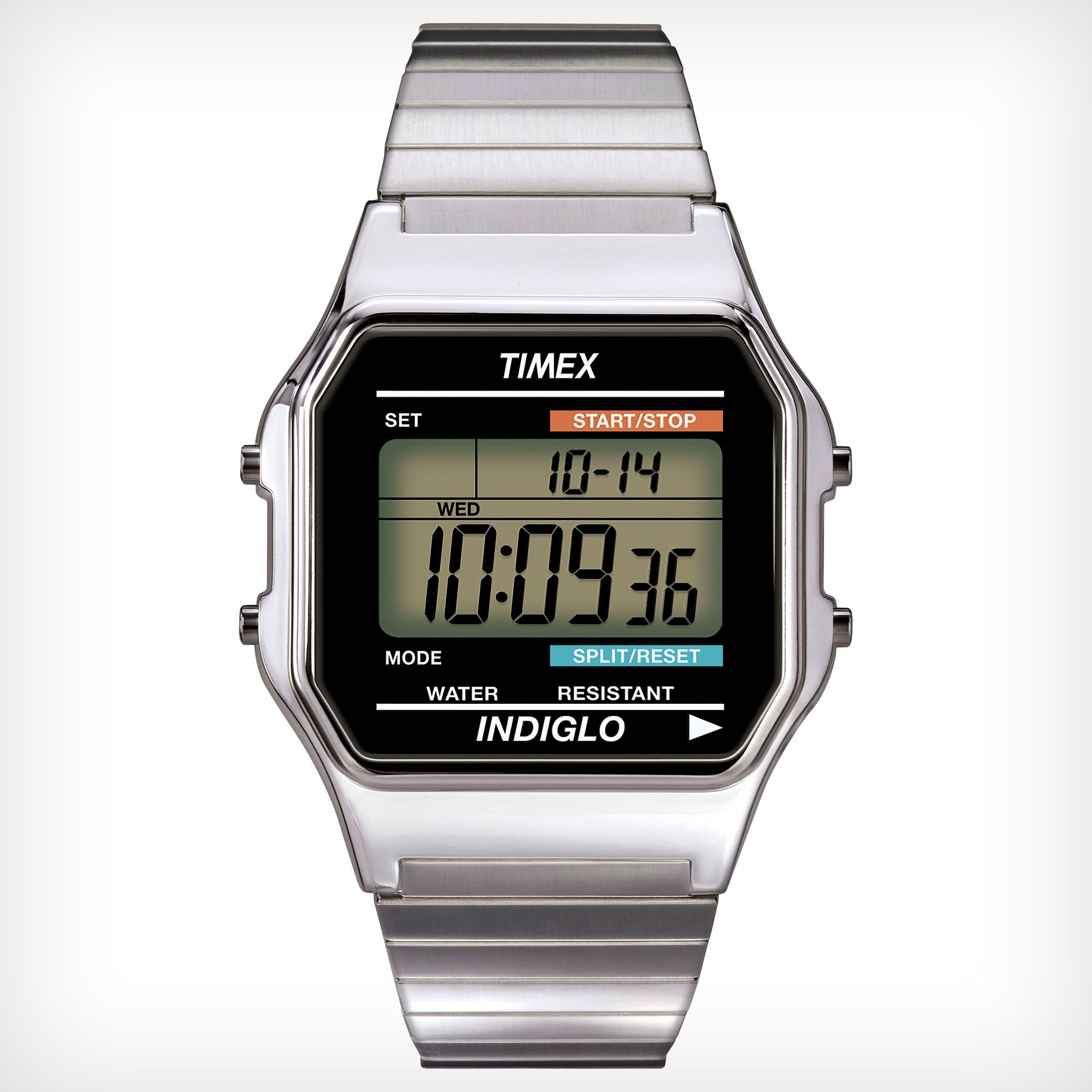 Timex Digital Timex Timex Uhren Digitaluhr Armbanduhr Digital