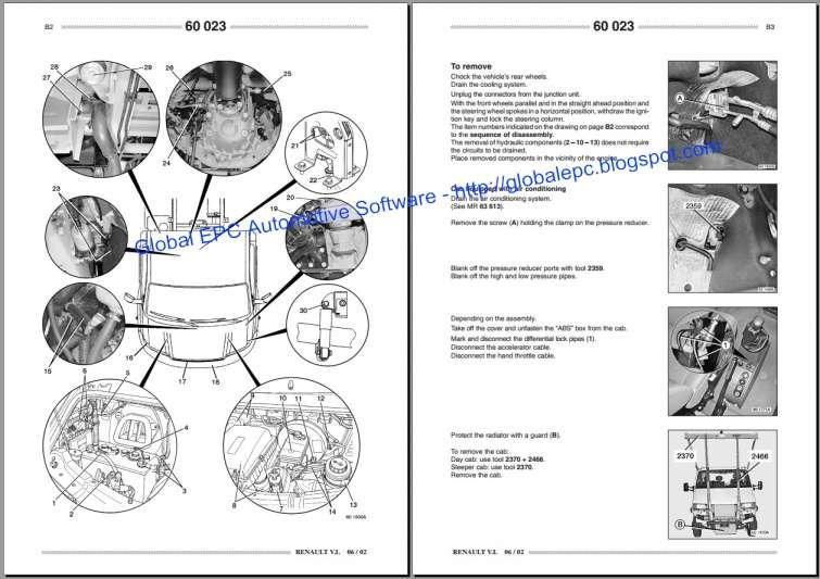 17 Renault Master Engine Wiring Diagram Engine Diagram Wiringg Net Pensamientos
