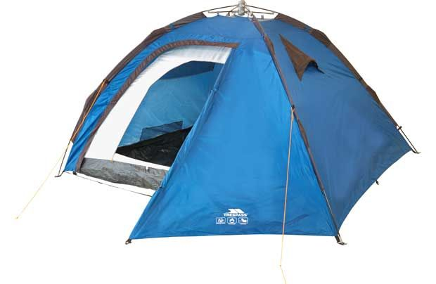 Trespass Rapid Pop Up 4 Person Tent Spacious and easy to put up this  sc 1 st  Pinterest & Trespass Rapid Pop Up 4 Person Tent: Spacious and easy to put up ...