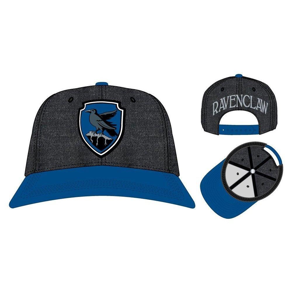 a322885e261db Harry Potter HOUSE RAVENCLAW Adjustable Snapback Hat Cap Adult Grey ...