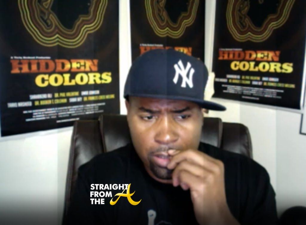 tariq nasheed hidden colors