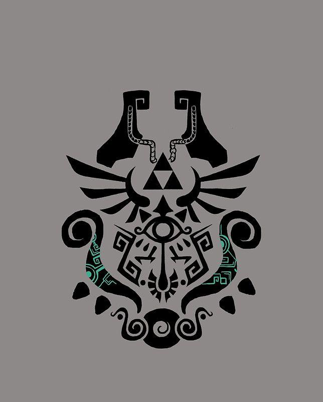 Legend Of Zelda Mashup Graphic T Shirt Redbubble Legend Of
