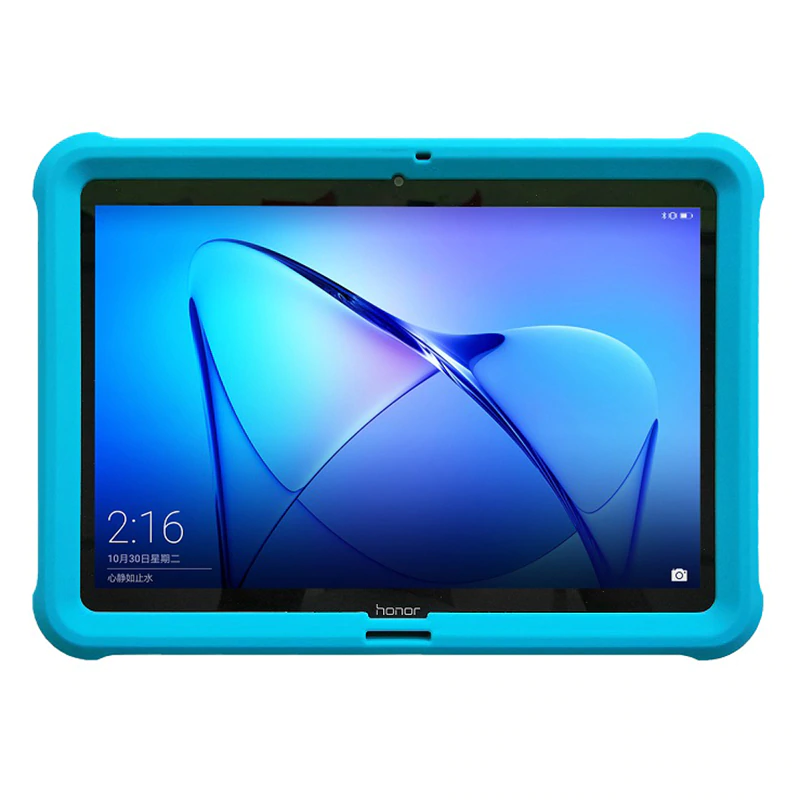 Rugged Silicone Tablet Cover For Huawei Mediapad T3 10 AGS L09 ...