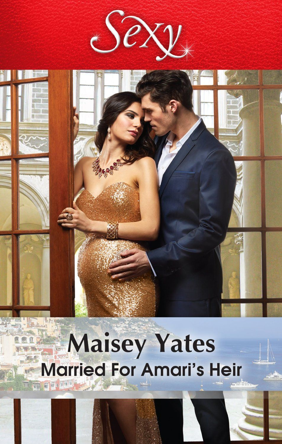 Mills & Boon : Married For Amari's Heir (one Night With Consequences Book 9)