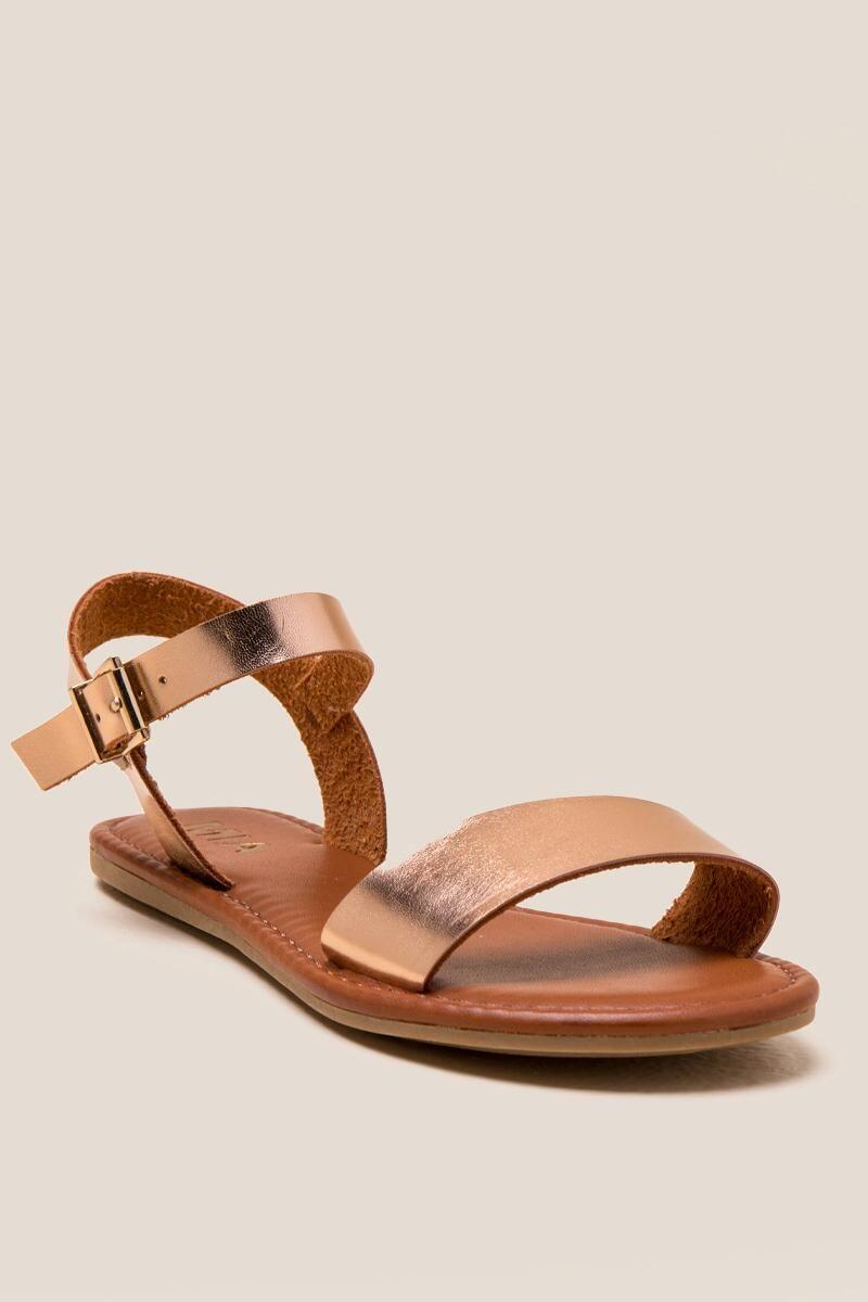 5c21b9757475 MIA Tia Wide Strap Sandal