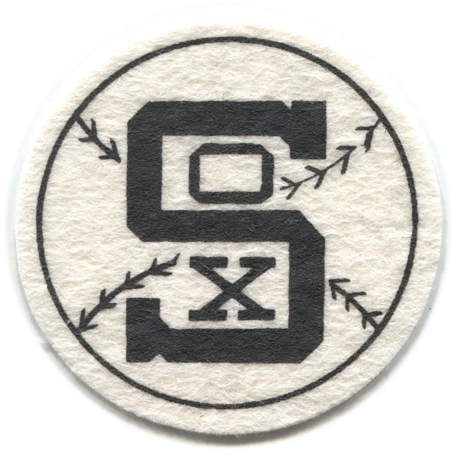 """chicago white sox 12"""" car magnet 