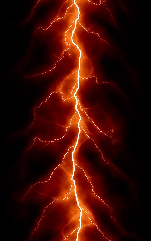 Red Lightning High Res Pretty Pictures Instagram Pictures Background Patterns