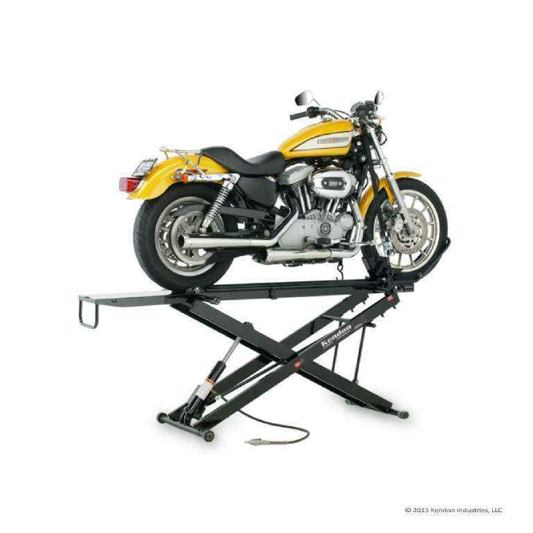 New 2016 Kendon Stand Up Heavyweight Motorcycle Lift Atvs For Sale In Connecticut Bike Lift Bike Stand Professional Bike