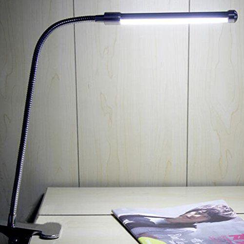 Fsliving Desk Lamp Table Reading Light Led Table Lamp For Books Bedside Floor Living Room Bedrooms Kids Elderly Best Port Study Lamps Led Table Lamp Desk Lamp