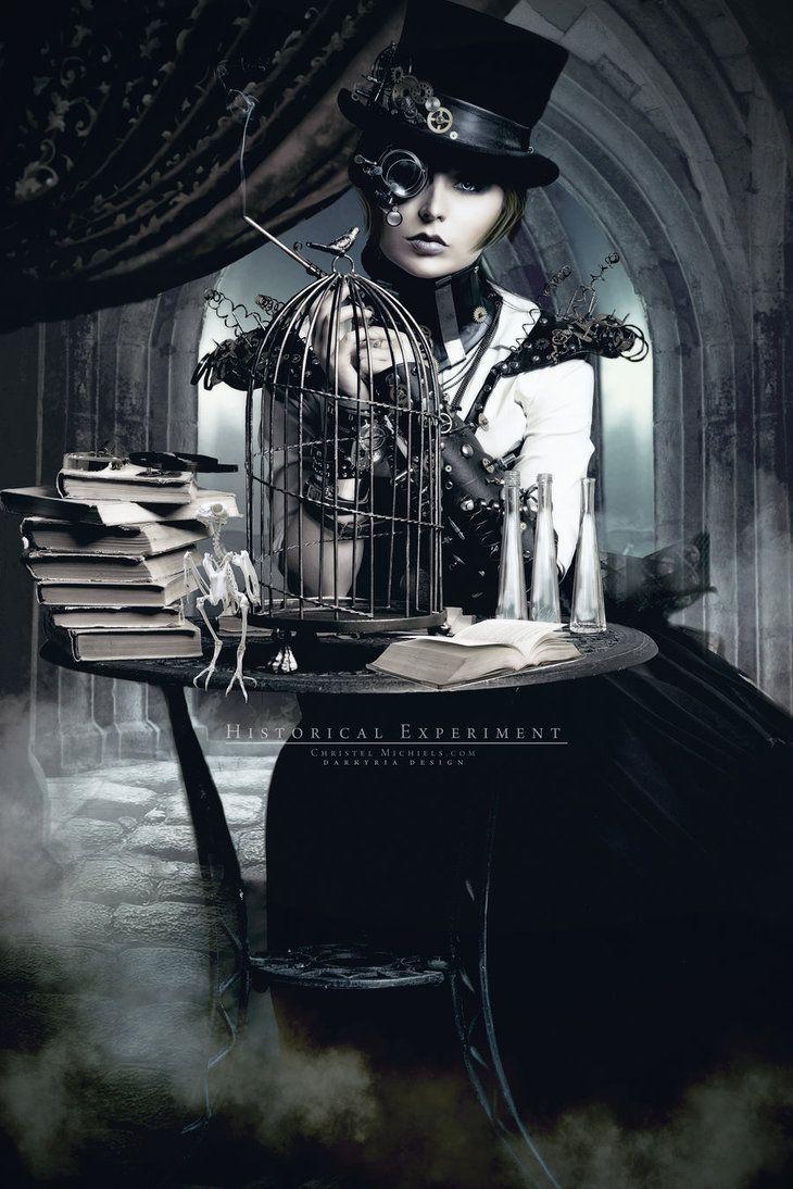 by Christel Michiels - Darkyria Design