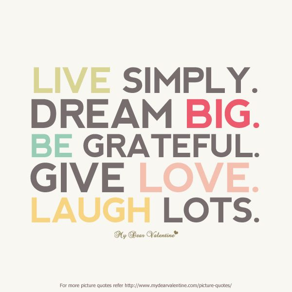 Live Love Happy Quotes Daily Inspiration Quotes