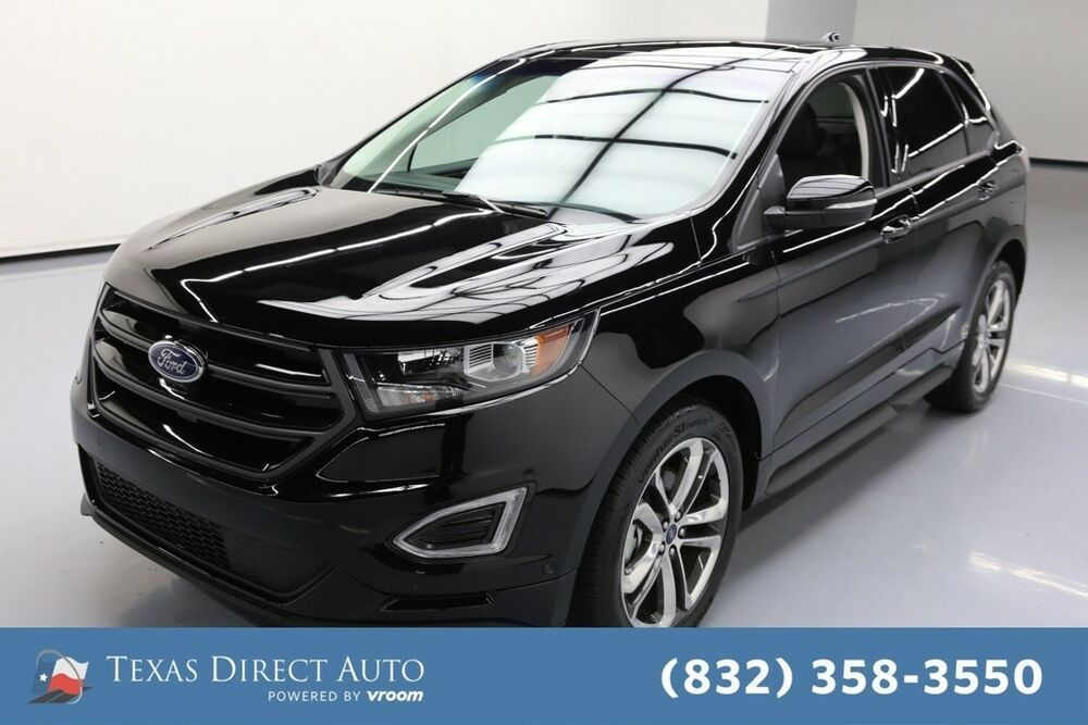 For Sale 2018 Ford Edge Sport Texas Direct Auto 2018