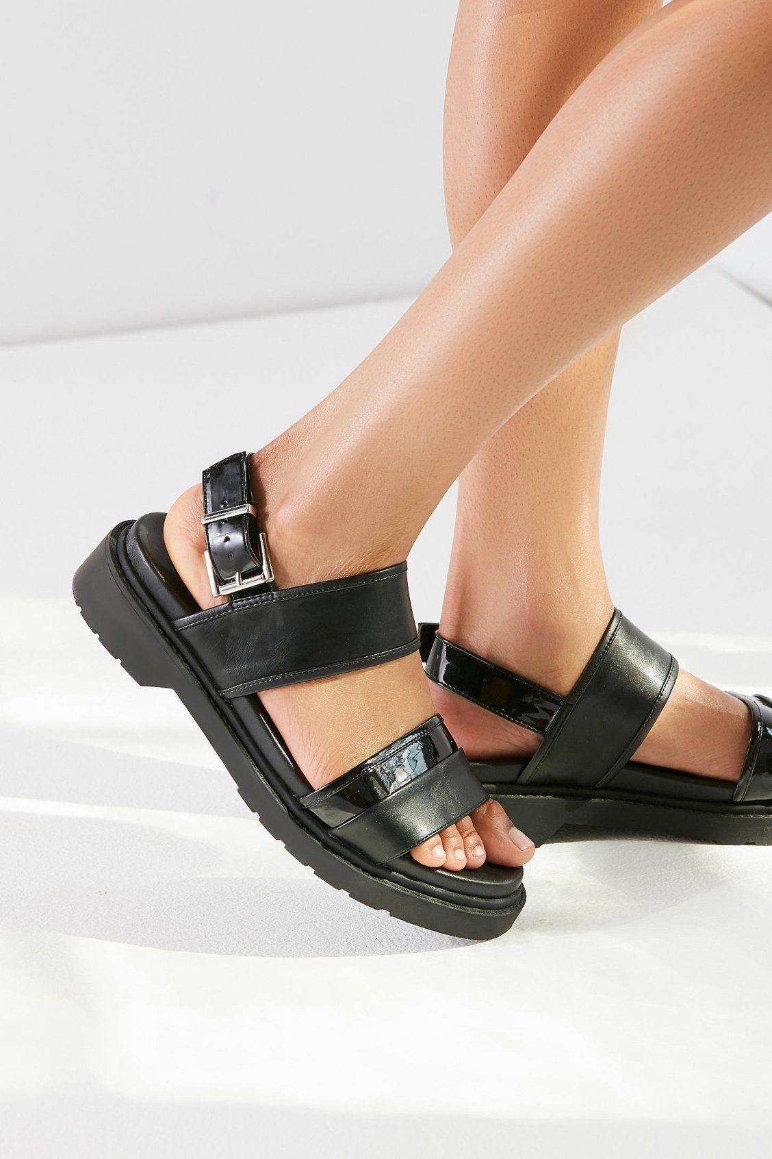6a6d1be3b291 Sherry Lug Sole Sandal