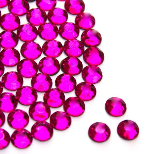 Diamante Me Hot Pink Hotfix / Iron On / Flat Back Rhinestones size 5mm AA Grade Diamante Me http://www.amazon.co.uk/dp/B00OW72GOA/ref=cm_sw_r_pi_dp_UjH5ub1JR780Z