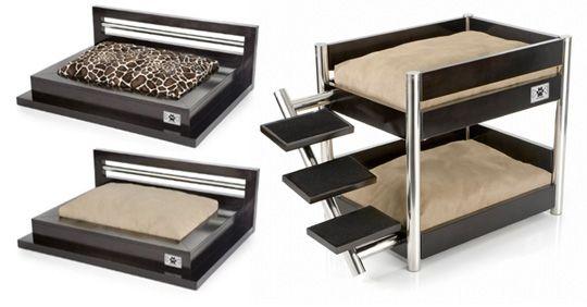 Wonderful Luxury Modern Cat Furniture From LazyBonezz