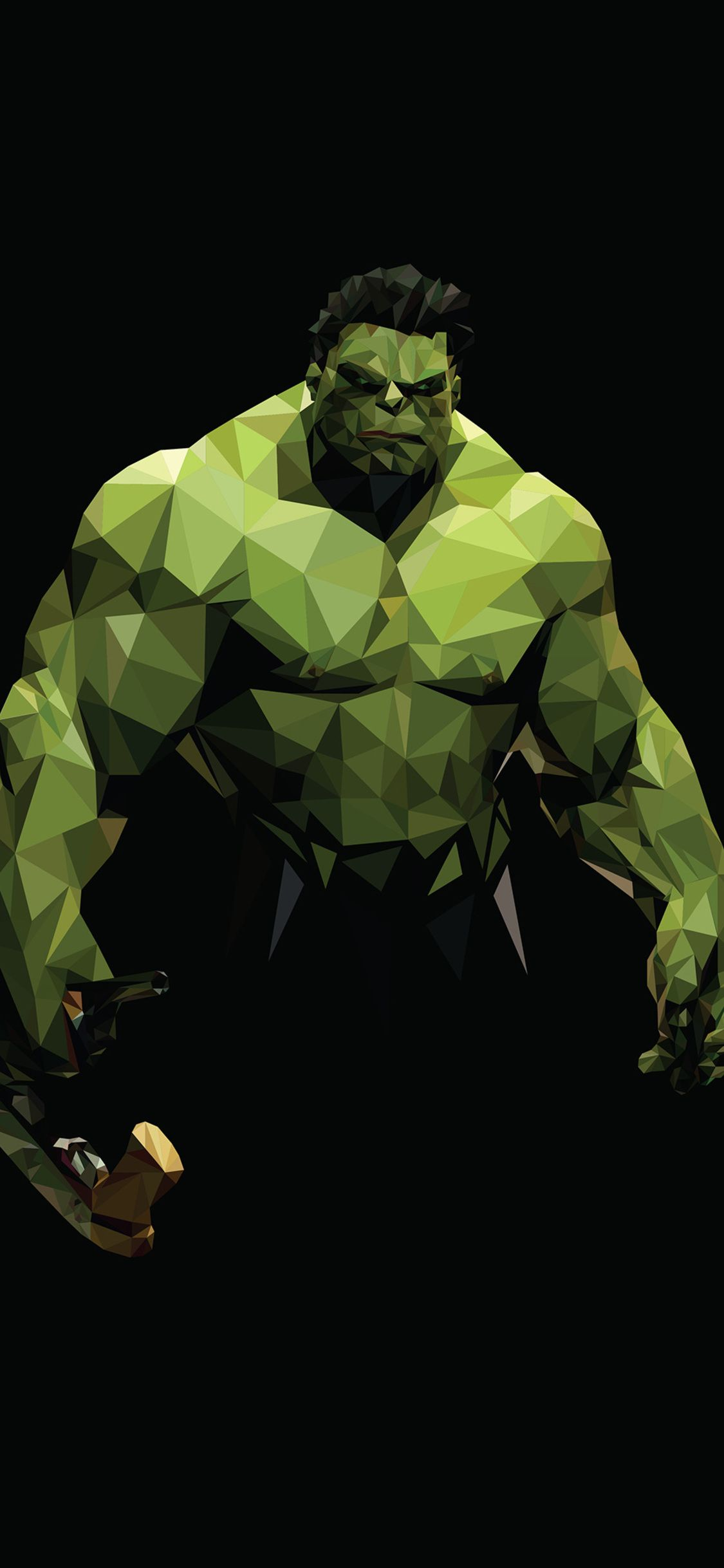 1125x2436 Hulk Polyart Iphone Xs Iphone 10 Iphone X Hd 4k Wallpapers Images Backgrounds Photos And Pictures Marvel Comics Wallpaper Hulk Marvel Hulk Art