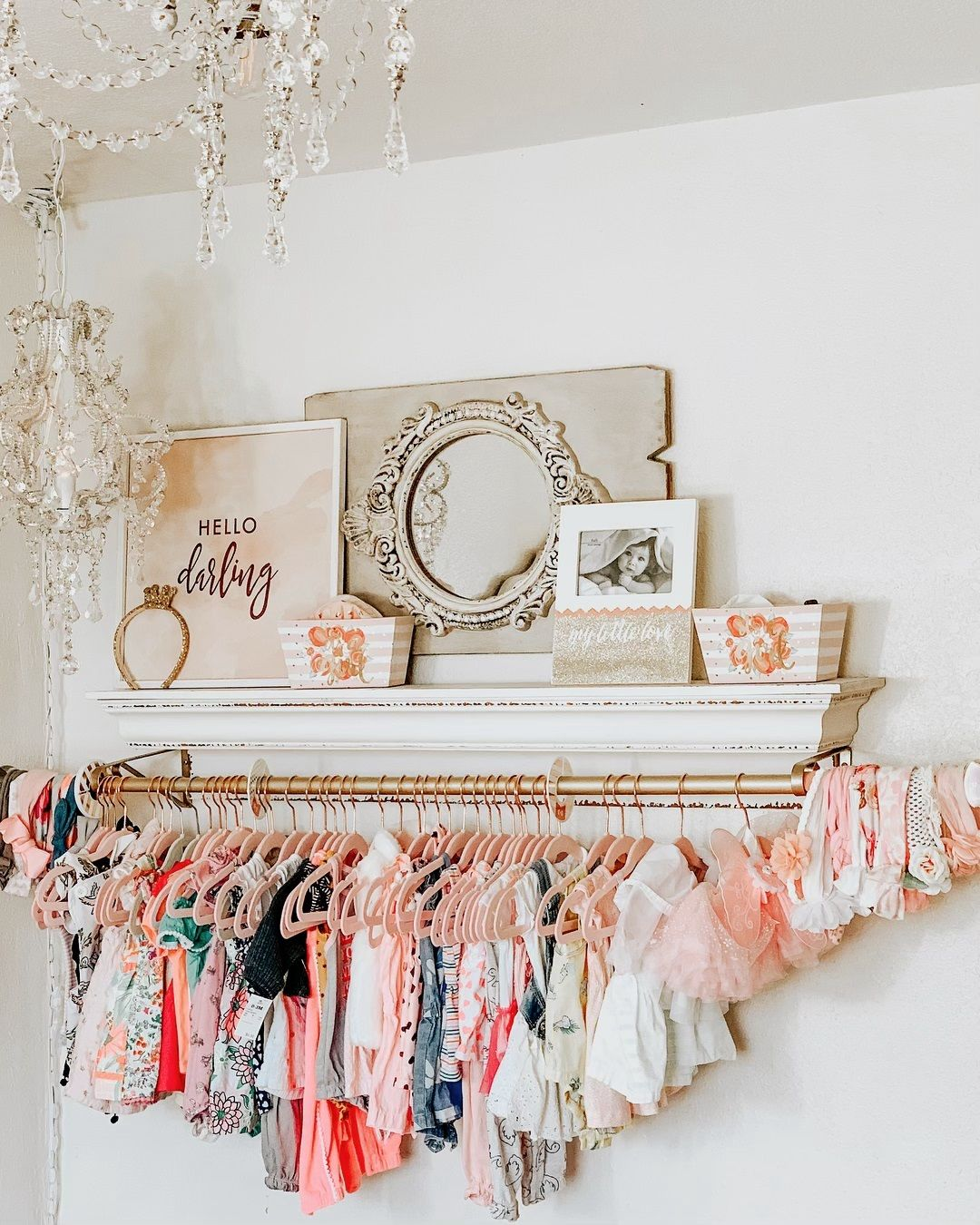 Diy Baby Closet Such A Clever Way To Store And Organize Baby