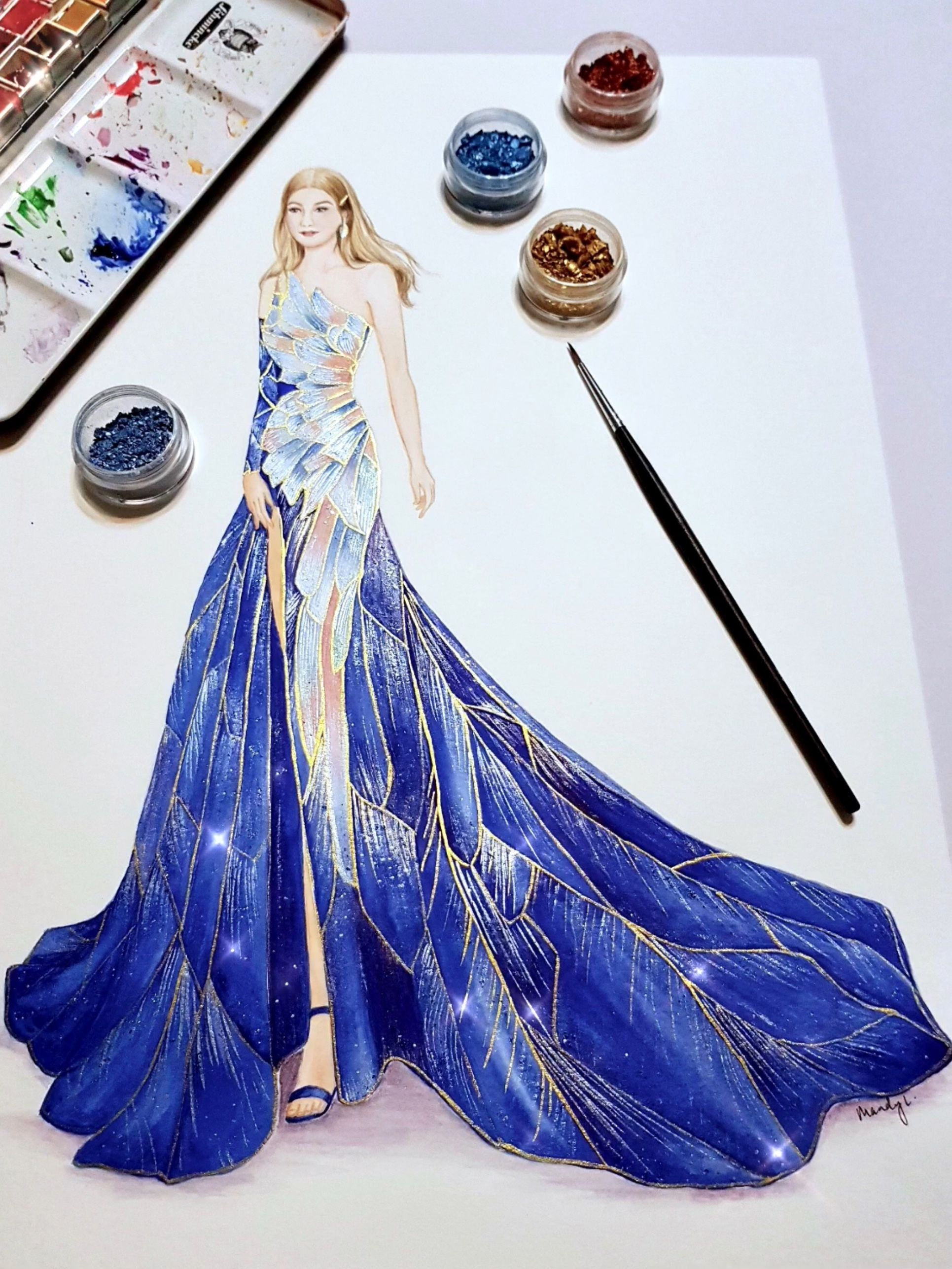 Photo of Draw A Story | Fashion and Lifestyle Illustrator | Live Event Illustrator